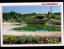 VILLEMOMBLE (93) PARC DE LA GARENNE animé
