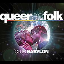 Queer as Folk - Queer As Folk: Club Babylon (Original Soundtrack) [New CD]