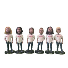 Foo Fighters 2018 Fenway Park Bobblehead Set of 6 New In Box Limited Edition