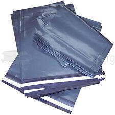 "200 x Grey 5 x 7"" Inch Eco Enviro Packaging Postal Mailing Bags"