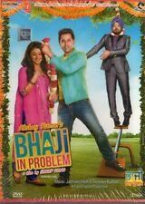 BHAJI IN PROBLEM - PUNJABI BOLLYWOOD DVD - Gippy Grewal, Gurpreet Guggi, Ragini.
