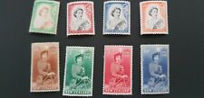 Stamps, New Zealand ,1953-590 SG 723-36 set of 16.Mint NEVER hinged.pristine cle