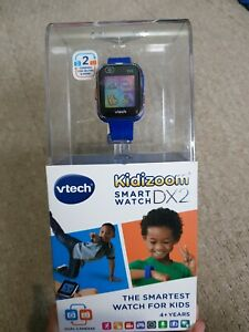 VTech Kidizoom Smart Watch DX2 Blue 🎄BRAND NEW AND SEALED🎄