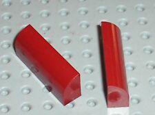LEGO DkRed brick curved 6191 / set 70810 75025 9497 9468 7964 8096 8039 7751...