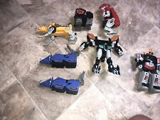 Mighty Morphin Power Rangers Megazords INCOMPLETE