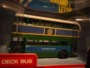 Corgi James Bond 007 Double deck bus Brand new