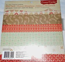 "Cosmic Crick ART ANGEL Shabby chic Vintage 8"" x 8"" 36 sheet PAPER PAD scrapbook"