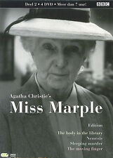 Agatha Christies's Miss Marple (4 DVD)