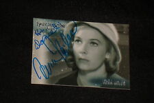 VERA MILES 1999 RITTENHOUSE ARCHIVES TWIGHLIGHT ZONE SIGNED AUTOGRAPHED CARD #8