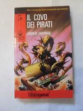 CHAPMAN - DIMENSIONE AVVENTURA N.5 COVO DEI PIRATI - ED.ELLE - 1990