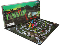 Oh No... Zombies ! Board Game Destroy Them Or Become Them - Archie McPhee