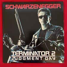 Laserdisc Terminator 2 -  Judgement Day - Arnold Schwarzenegger / LD / USA