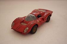 Mercury - Vintage Metal Model - Ferrari 330 P4 - (Merc 1)