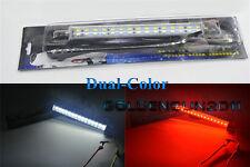 Dual-Color White/Red 30-SMD LED Lamp For License Plate,Backup,Brake or Rear Fog