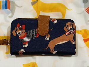 Sausage Dog Dachshund  Weiner Doxie Purse ~ New  Gift ~ 🐾