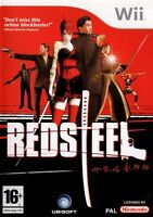 Red Steel Wii (Nintendo Wii) - Free Postage - UK Seller
