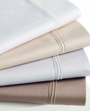 Hotel Collection 720 Thread Count King Flat Sheet White NIP MRSP $250