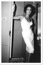 Actress Elizabeth Taylor Lingerie Cat On A Hot Tin Roof 8x12 Silver Halide Photo