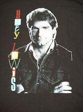 Huey Lewis And The News Vintage T-Shirt X-Large 1986 Pop Rock Soul 1980'S Etc