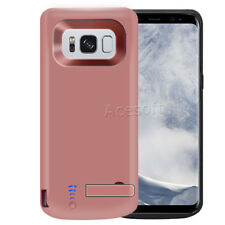 Brand NEW 6500mAh Special Backup Battery Case for Samsung Galaxy S8+ G955U Phone