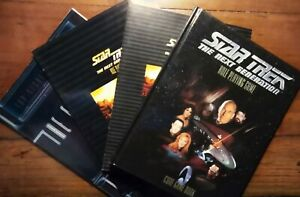 Star Trek-The Next Generation-Role Playing Game (Core game book 1998)