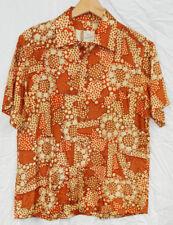 1960's NOS Ross Sutherland Polynesian Casuals Hawaiian Shirt