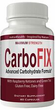 Carbofix Advanced Diet Pills Supplement for Weight Loss Burn Capsules Extra S...