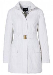 Damen Mantel weiß wollweiß Gr. 38 40 42 44 Kurzmantel Jacke