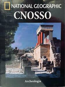 Libro Collana National Geographic Archeologia n 14 Cnosso