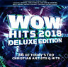 Various Artists- WOW Hits 2018 [Deluxe Edition] [2CD] 2017  ** NEW **