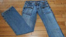 LE TEMPS DES CERISES Jeans pour Femme W 27 - L 32 Taille Fr 36  (Réf #S237)