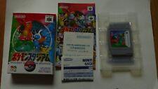 Pokémon Stadium Japonais exclue NTSC-JAP