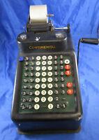Alte Rechenmaschine / Calculator Continental Wanderer Werke Chemnitz
