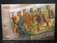 ✰SHIPS FREE/US✰ HäT REPUBLICAN ROMANS: PRINCEPS & TRIARI  Punic Wars Hannibal
