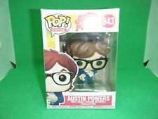 Funko Pop Movies Austin Powers 643 New In Original Box
