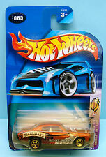 2341 HOT WHEELS / CARTE US / CARBONATED CRUISERS / CHEVELLE SS 1970 1/64