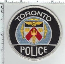 Metropolitan Toronto Police (Canada) Early Fifth Issue Shoulder Patch