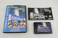 Jeu VIRTUA FIGHTER 2 pour Sega MEGA DRIVE (MD) COMPLET PAL