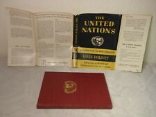 The United Nations, A Handbook on the New World Organization, 1947 Louis Dolivet