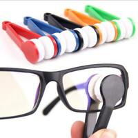 Microfibre Lens Cleaner Glasses Spectacles Eyeglasses Cleaning-Cloth I7K9