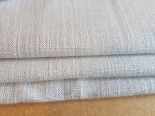 Light grey cotton fabric made into a Roman Blind up to 50cm wide x 210cm drop