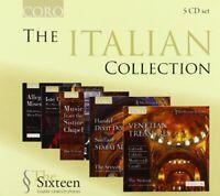 The Sixteen - The Italian Collection (Italian Choral Music) (Coro: COR16099)