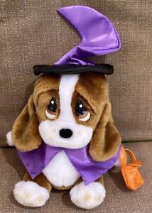 "Dakin Happy Halloween Sad Sam 8"" Plush Toy Doll Trick or Treat Bag"