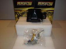 AEROFLOW BILLET 90MM THROTTLE BODY - BLACK -  LS ENGINE, HOLDEN SS AF64-2069BLK