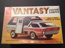 Amt Vantasy Custom Camper Model Car Kit 1:25 Scale Kit# T201