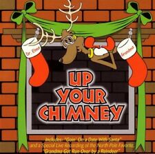Up Your Chimney by Dr. Elmo (CD, Oct-2000, Laughing Stock Records (UK)) New