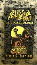 Disney DLR Halloween Party 2017 Annual Passholder Headless Horseman LE 5000 Pin