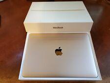 "Apple MacBook 12"" Laptop, A1534 256GB (June, 2017, Gold)"