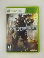 Transformers: Dark of the Moon - Xbox 360 Game - Complete & Tested