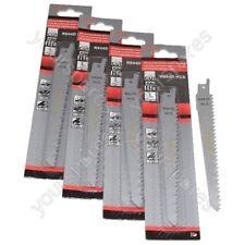 20 x 150mm Reciprocating Sabre Saw Blades R644D fits Bosch Dewalt, Makita
